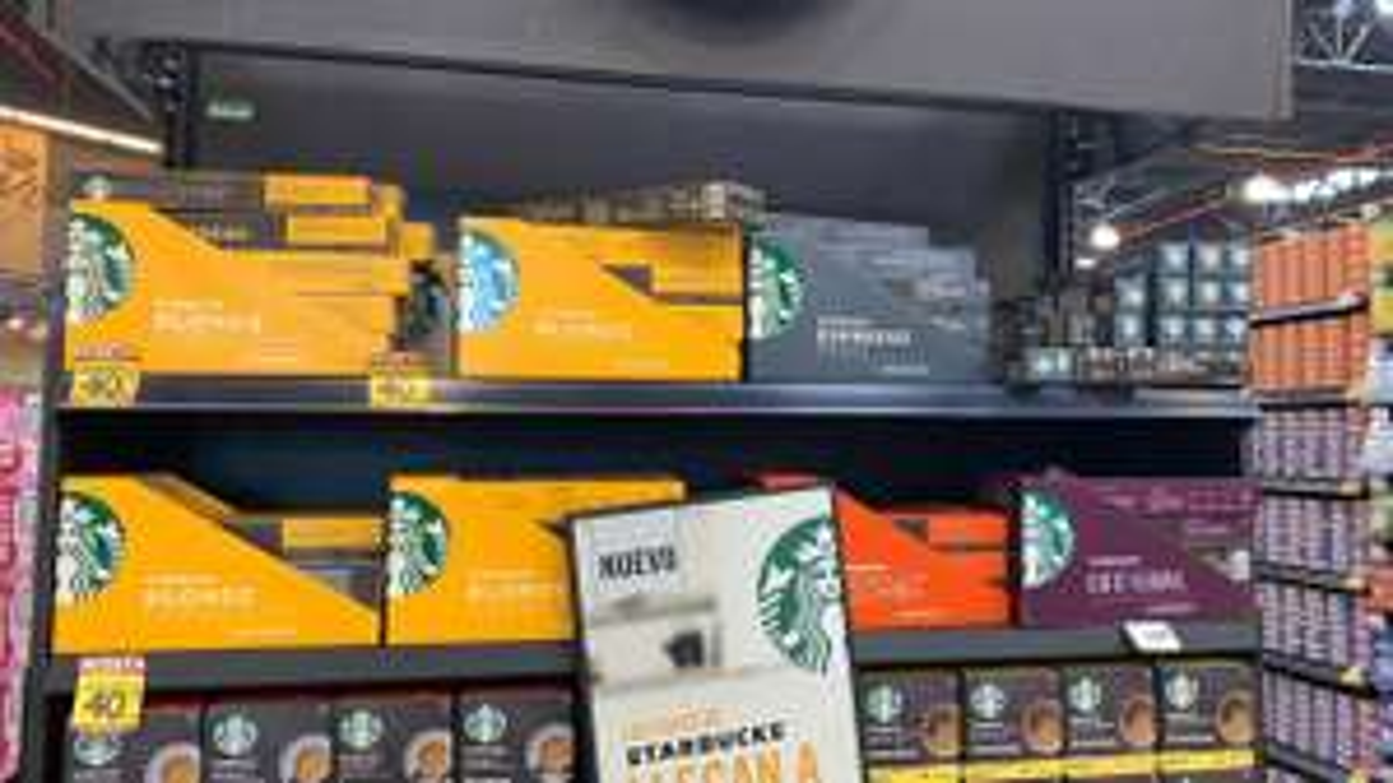 Alsuper Fresh Saltillo: Cápsulas Starbucks Nespresso