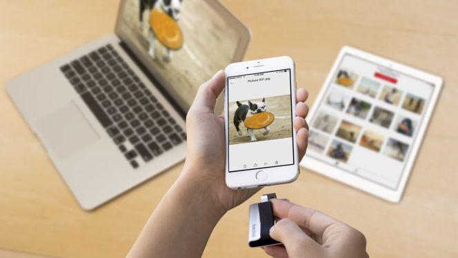 Linio: iXpand Memoria expansible 16gb para iPhone a $873 con Envio Gratis ($737 nuevos usuarios)