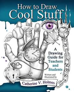 "Amazon Kindle: Libro de Dibujo ""How to Draw Cool Stuff: A Drawing Guide"""