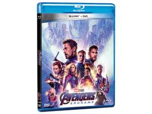 BLURAY Y DVD AVENGERS END GAME. LIVERPOOL
