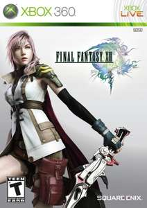 Amazon: Final Fantasy XIII (Xbox 360) a $151, FF XIII-2 a $327, Lightning Returns a $333