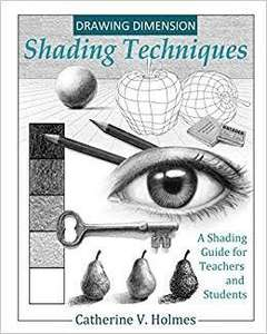 "Gratis Libro Amazon Kindle ""Drawing Dimensions: A Shading Guide for Teachers and Students"""