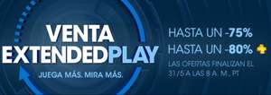 Playstation Store: Venta Extended Play