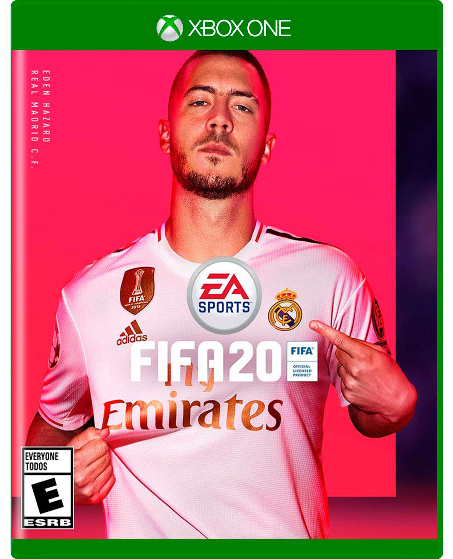 FIFA 20 XBOX ONE GAMEPLANET