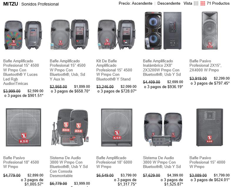 Privalia: venta a buen precio de la marca KSR varios artículos