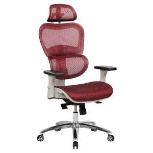 Office Depot: Silla Ejecutiva Red Top Adjust