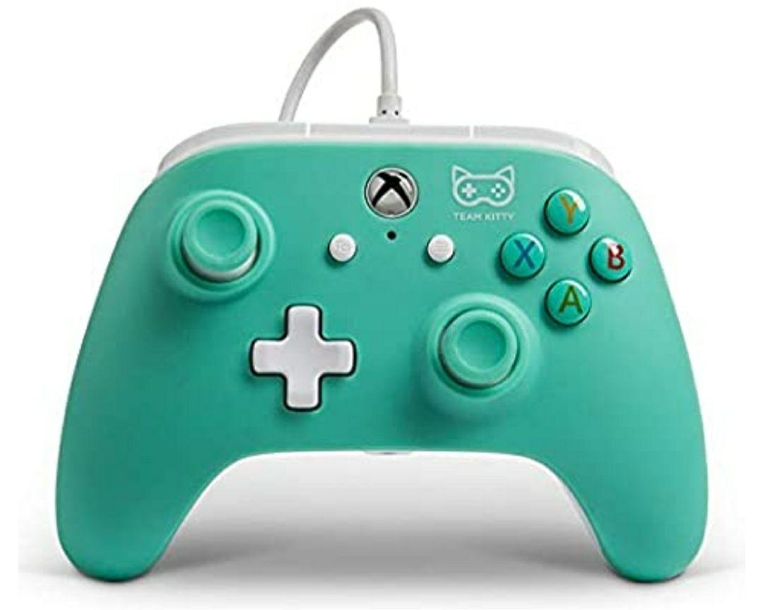 Amazon: PowerA Enhanced Control Xbox One/PC Team Kitty