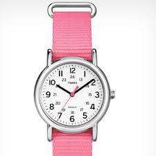 Privalia: Reloj Timex Weekender para hombre y mujer a $499