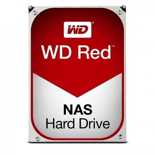Cyberpuerta Disco Duro para NAS Western Digital WD Red 3.5'' de 1 a 8 Bahías, 2TB, SATA III, 6 Gbit/s, 64MB Cache