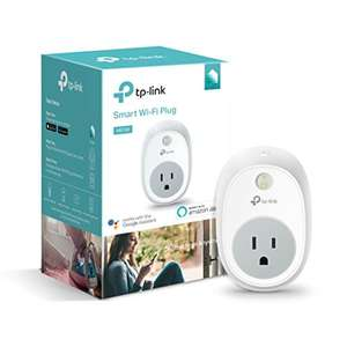 Amazon: Enchufe Wifi (Smart Plug) Trabaja con Alexa y Google Home