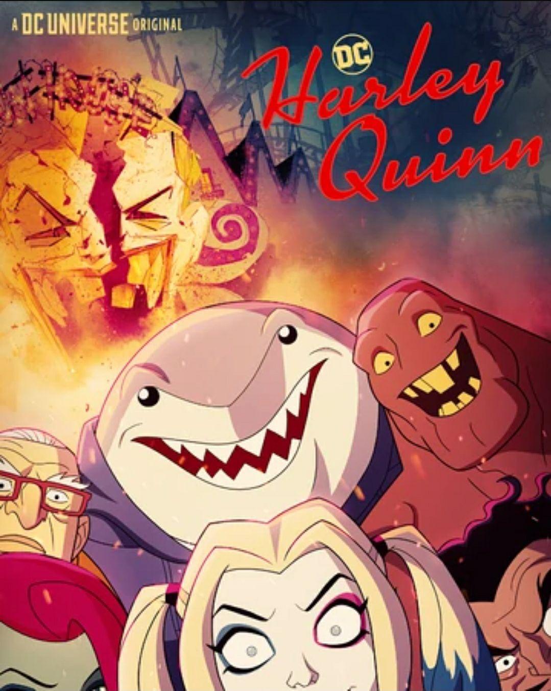 Cinépolis Klic Harley Quinn / Primer Capítulo de la Primer Temporada Gratis