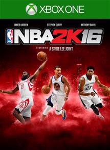 Xbox Live Gold: NBA 2K16 Juega Gratis Durante Este Fin De Semana