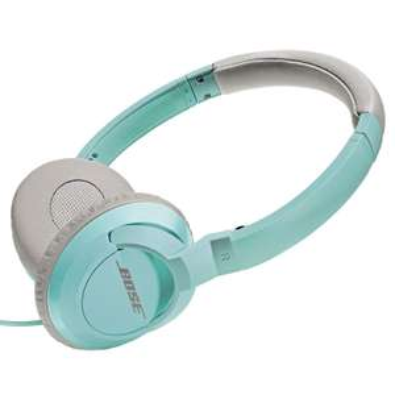AMAZON: Bose SoundTrue Audífonos (On Ear, Menta)
