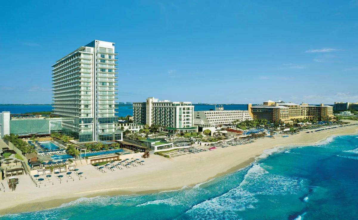 Cancún 2x1 Hoteles, agencias de viaje, parques acuáticos, entre otros