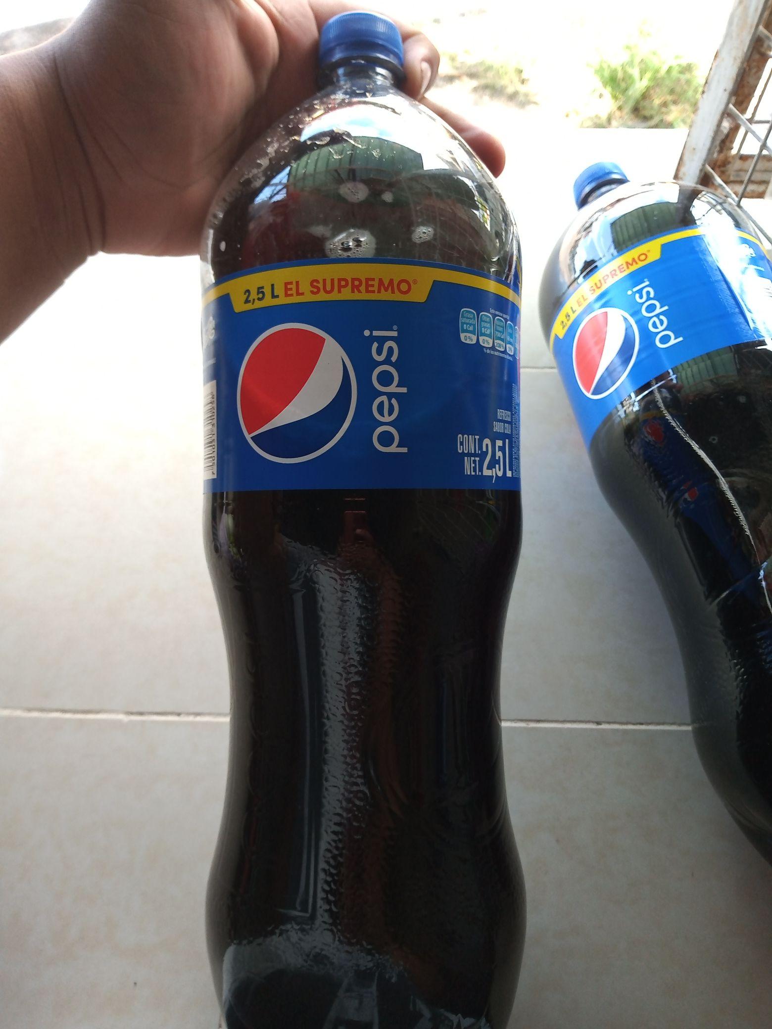 Soriana Hiper: Refresco Pepsi 2.5 litros
