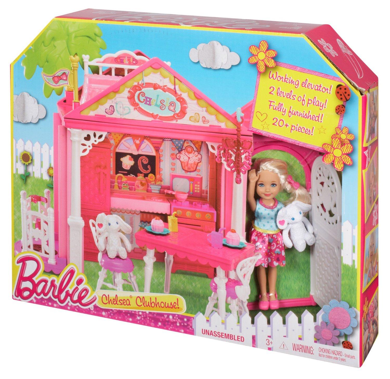 Amazon: Casa de Barbie Chelsea a $249