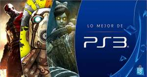 Playstation Store Network: Lo mejor de Playstation 3