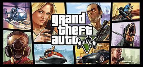 Steam: Grand Thieft Auto 5 (GTA V)