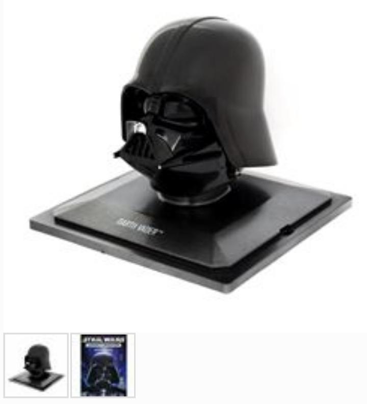 Sanborns en línea: Star Wars Casco de Colección a $70