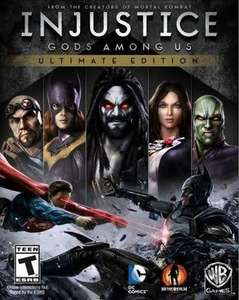 PS Store: GRATIS Injustice: Gods Among Us Ultimate Edition PS4 y PC