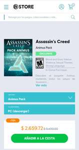 Ubisoft Store: Assassins creed Anymus Pack
