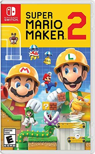 Amazon: Super Mario Maker 2 en $999