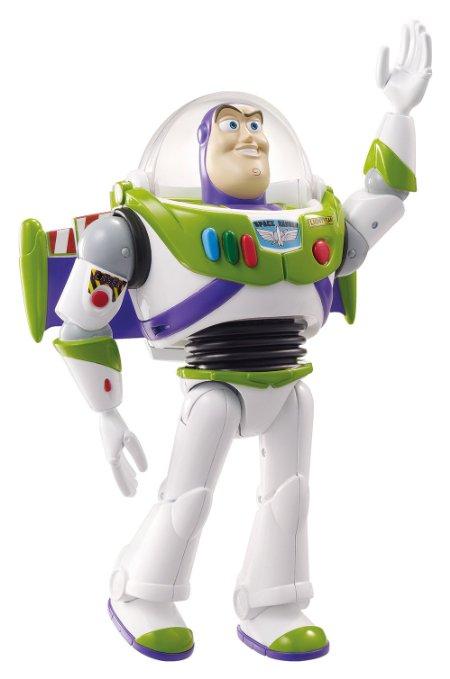 Amazon: Figura Buzz Lightyear de Mattel