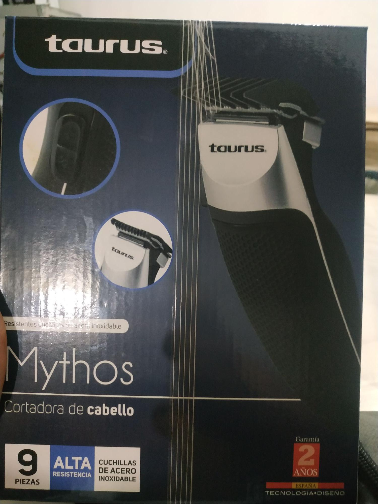 Chedraui:;Taurus máquina para cortar pelo