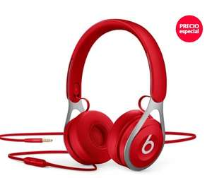 Office Depot: Beats Ep en rojo y negro