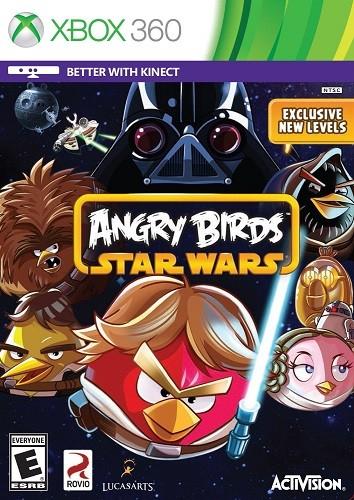 Best Buy en línea: Angry Birds Star Wars para Xbox 360 de $498 a $99