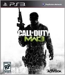 Best Buy en línea: Call of Duty MW3 y Ghost a $99 c/u para Playstation 3