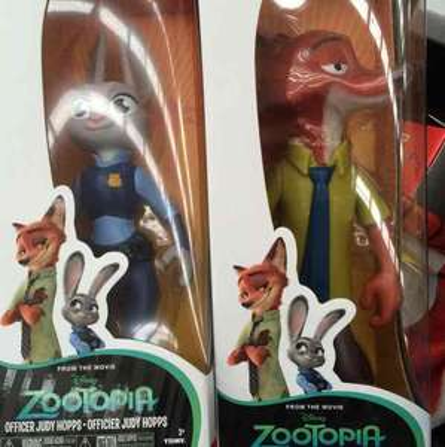 "Walmart: juguetes Zootopia de 8.5""  rebajado de $300 a $35.01 con promonovela en vivo!!"