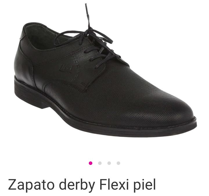 Liverpool: Zapatos Flexi Piel Super Recomendados