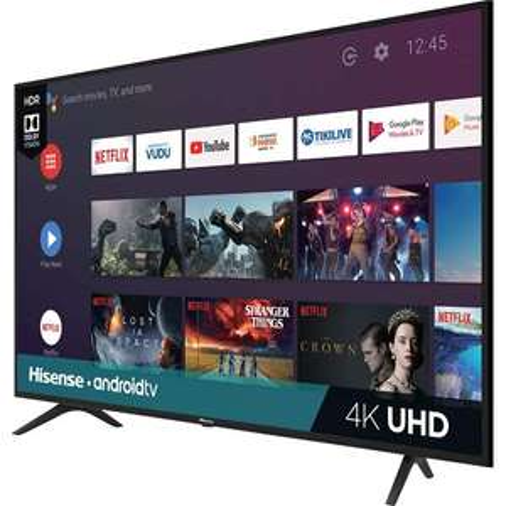 """Office Max: Pantalla Smart TV Hisense 43"""" UHD Android"""