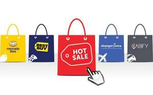 Promociones de Hot Sale 2016 con American Express en Best Buy, Cabify, Despegar y ML
