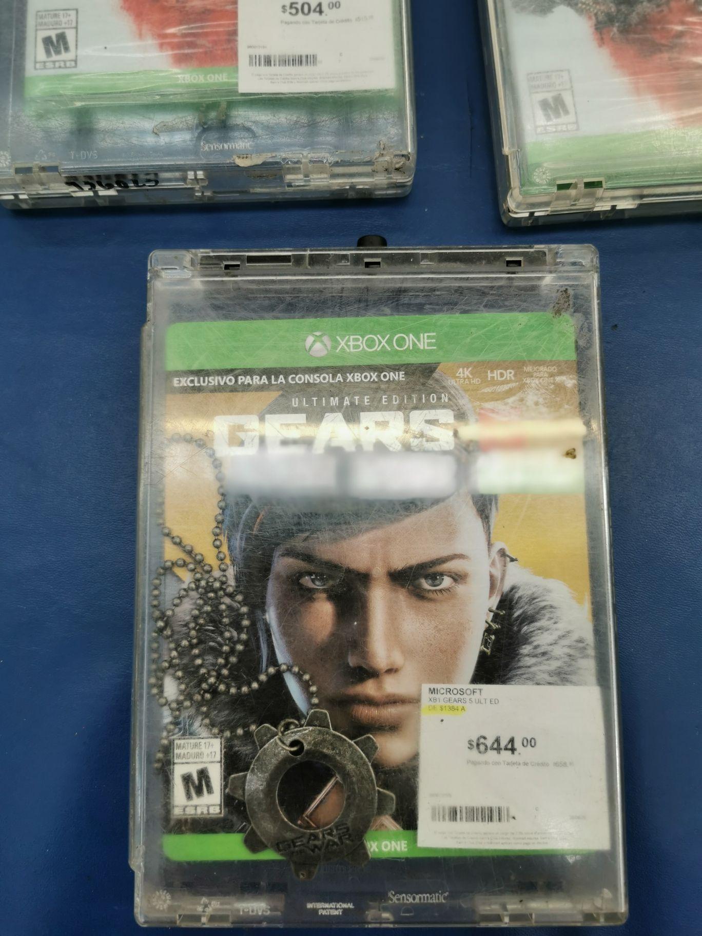 Sam's Club: Gears of war 5 ultimate edition