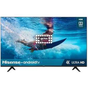 Linio: 43H6500G Smart TV Hisense 43 Android TV HDR10 con citibanamex
