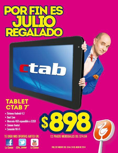 Folleto de ofertas de Julio Regalado del 18 al 24 de julio