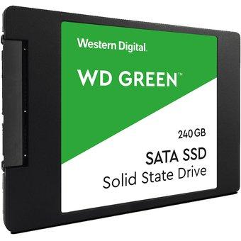 Linio Pagando con CitiBanamex SSD Western Digital Green PC Memoria 240 GB
