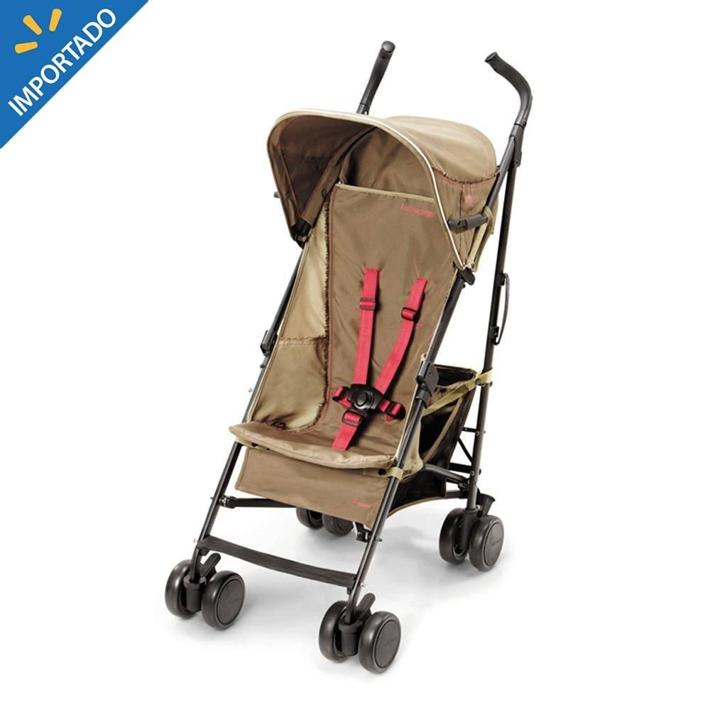 Walmart en línea: Carriola Baby Cargo Café a $499