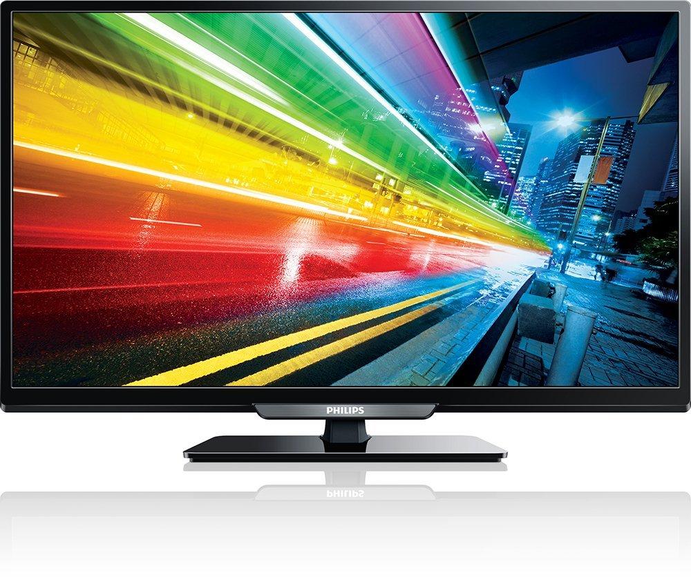 "Amazon: Televisión Philips 32"" LED HD"