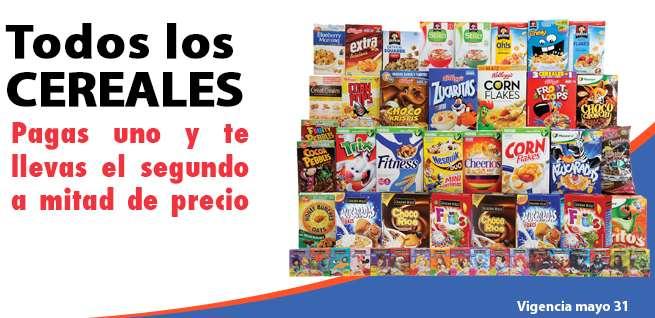 Comercial Mexicana: 2x1 y medio en cereales, ropa, shampoos y más y descuento en muebles