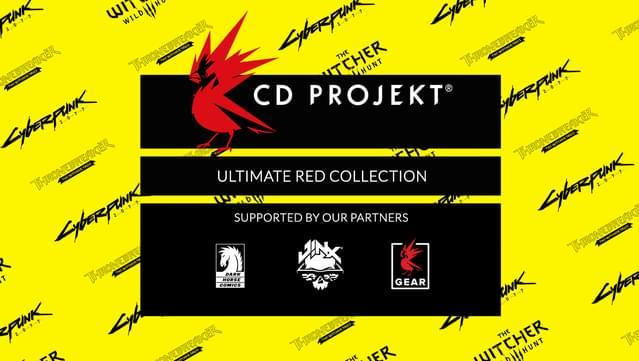GOG [PC]: Ultimate RED Collection - Lo mejor de CD Projekt (incluye Cyberpunk 2077) + descuentos en mercancía oficial