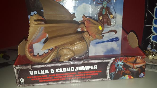 Walmart Alfredo del Mazo Toluca: Dragon Brincanubes de Cómo entrenar a tu Dragón 2 a $145
