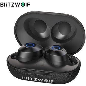 Linio: BlitzWolf® BW-FYE5 TWS bluetooth V5.0 Auricular Mini Invisible True Wireless