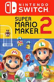 Amazon: Super Mario Maker 2 - Nintendo Switch - Standard Edition