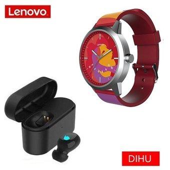 Linio Lenovo Watch 9 reloj inteligente+HBQ Bluetooth Auriculares smal airdot