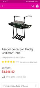 Liverpool Hobby grill pibe