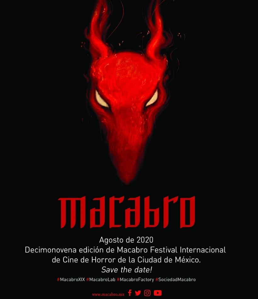 Festival Macabro 2020 Será Virtual y Gratis (Festival Internacional de Cine de Horror)