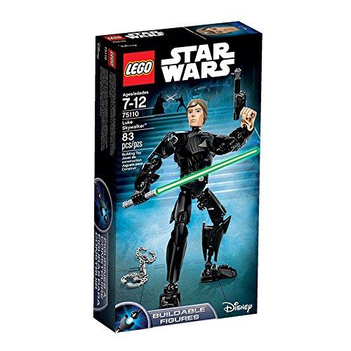 Walmart Plaza Toros Querétaro: LEGO Star Wars Luke Skywalker
